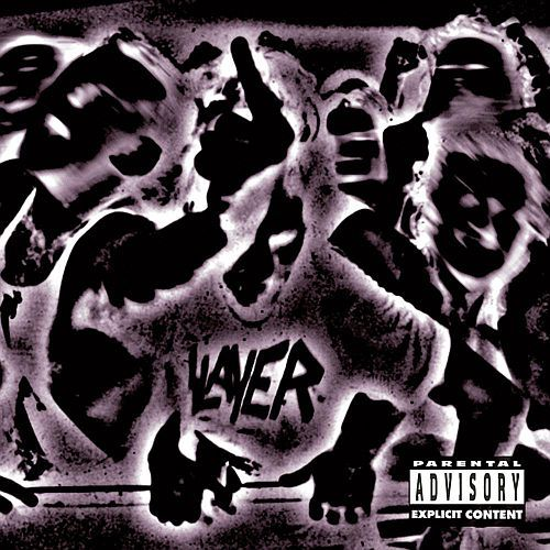 Cover SLAYER, undisputed attitude