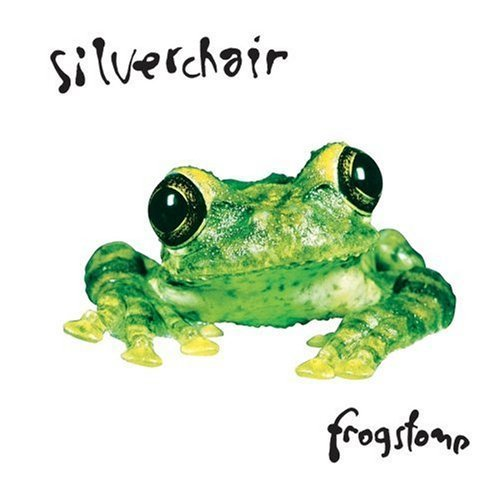Cover SILVERCHAIR, frogstomp