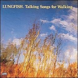 Cover LUNGFISH, talking songs