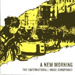 Cover INTERNATIONAL NOISE CONSPIRACY, new morning changing weather