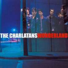 CHARLATANS, wonderland cover