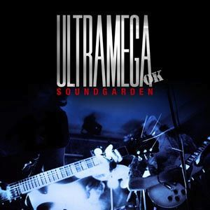 Cover SOUNDGARDEN, ultramega ok