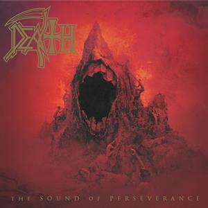 Cover DEATH, sound of perseverance