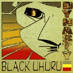 Cover BLACK UHURU, dynasty