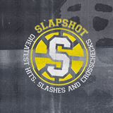Cover SLAPSHOT, greatest hits, slashes & crosschecks