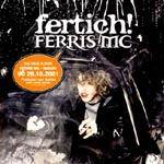FERRIS MC, fertich ! cover