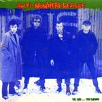 Cover ANTI-NOWHERE LEAGUE, we are the league