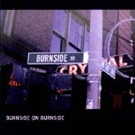Cover R.L. BURNSIDE, burnside on burnside