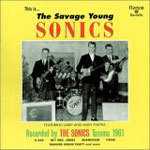 Cover SONICS, savage young sonics
