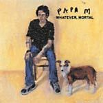 Cover PAPA M, whatever, mortal