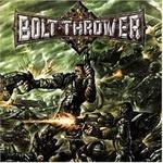 BOLT THROWER, honour valour pride cover