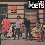 Cover LAST POETS, s/t