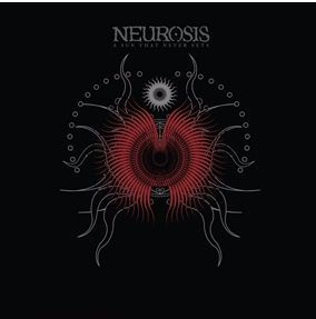 Cover NEUROSIS, a sun that never sets