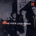 DEUS, no more loud music cover