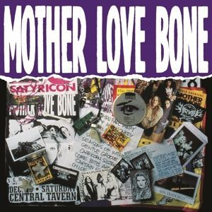 Cover MOTHER LOVE BONE, s/t