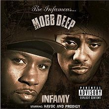 Cover MOBB DEEP, infamy