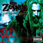 ROB ZOMBIE, sinister urge cover