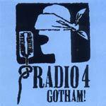 RADIO 4, gotham cover