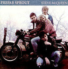 PREFAB SPROUT, steve mcqueen cover