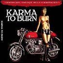 Cover KARMA TO BURN, s/t - slight reprise