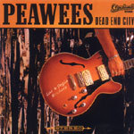 PEAWEES, dead end city cover
