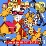 Cover TOY DOLLS, covered in dolls