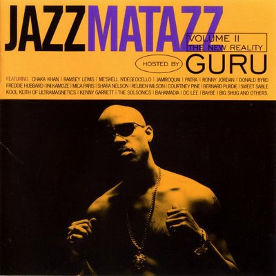 Cover GURU, jazzmatazz vol. 2 - new reality