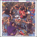 RED HOT CHILI PEPPERS, freaky styley cover
