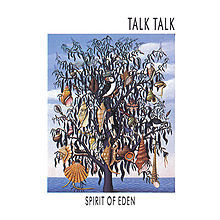 Cover TALK TALK, spirit of eden