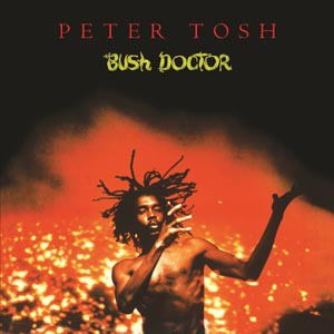 Cover PETER TOSH, bush doctor