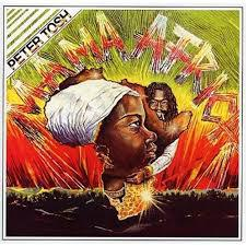 Cover PETER TOSH, mama africa
