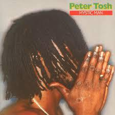Cover PETER TOSH, mystic man