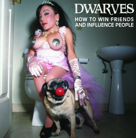 Cover DWARVES, how to win friends & influence
