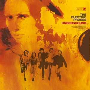 ELECTRIC PRUNES, underground cover