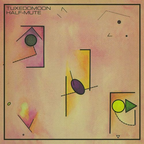 Cover TUXEDOMOON, half mute
