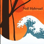 Cover NEIL HALSTEAD, sleeping on roads