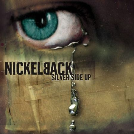 NICKELBACK, silver side up cover