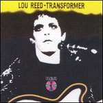 Cover LOU REED, transformer