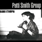 PATTI SMITH, radio ethiopia cover