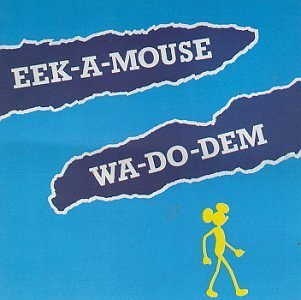 Cover EEK-A-MOUSE, wa do dem
