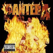 PANTERA, reinventing the steel cover