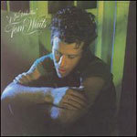 TOM WAITS, blue valentine cover