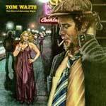Cover TOM WAITS, heart of saturday