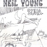 NEIL YOUNG, zuma cover
