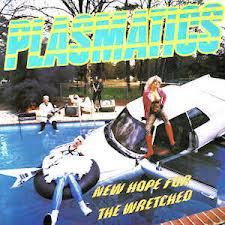 PLASMATICS, new hope for the wretched cover