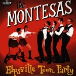 Cover MONTESAS, hipsville teen party