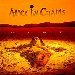 ALICE IN CHAINS, dirt cover
