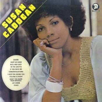 SUSAN CADOGAN, hurt so good cover