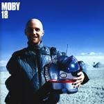 MOBY, 18 cover