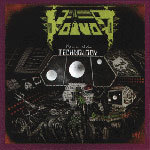 Cover VOIVOD, killing technology